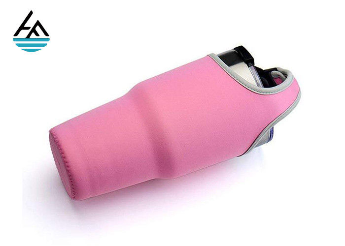 Outdoor Portable Pink Can Cooler Bag Waterproof Material Easy Carry