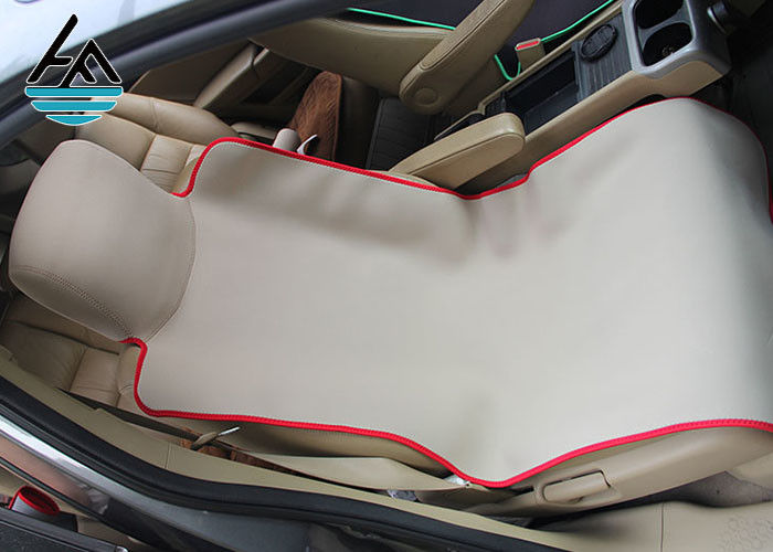 Foam Universal Neoprene Seat Cover , Neoprene Car Seat Covers Polyester Fabric