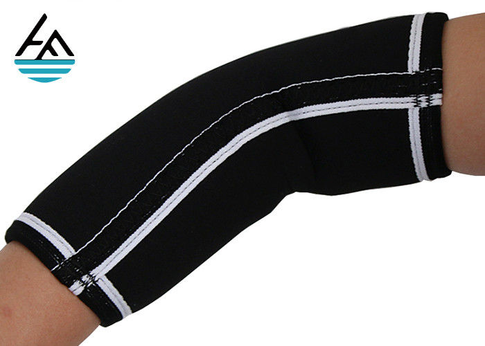 Soft Neoprene Elbow Sleeve  ,  Elbow Support Sleeve Weightlifting