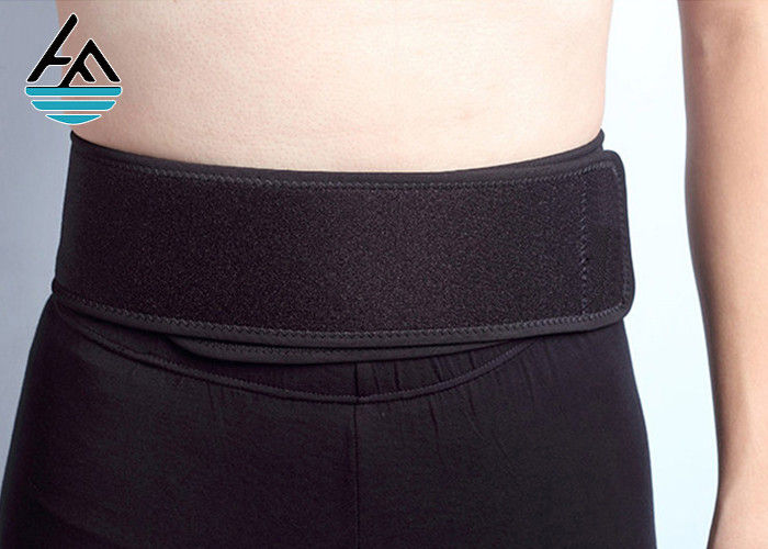 Breathable Waist Compression Band / Waist Trimmer Exercise Wrap Belt